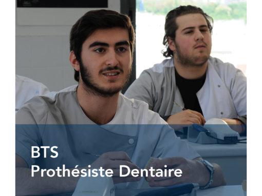 BTS Prothésiste Dentaire