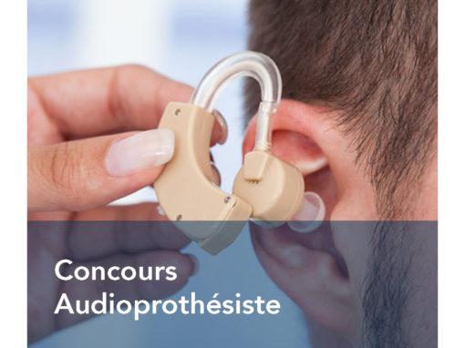 Prépa au Concours d'Audioprothésiste