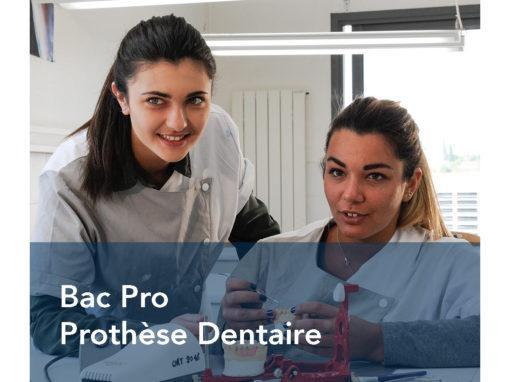 Bac Pro Prothèse Dentaire