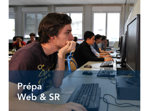 Prépa Web & Systèmes et Réseaux