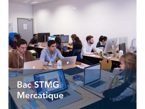 Bac STMG Mercatique